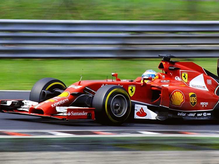Formula 1 Gran Premio d'Italia 2017 | Hotel Daniel