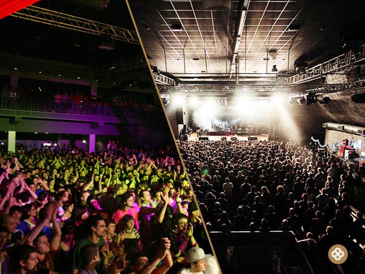 hotel per live music club trezzo