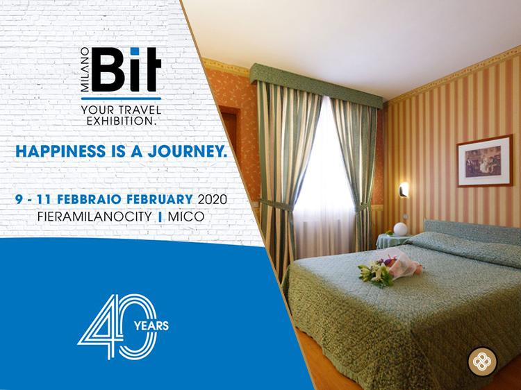 hotel BIT Milano 2020